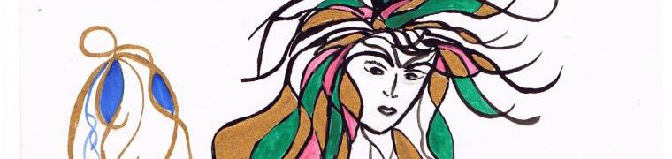 Kabir-5-gemalt-von-Edda-Zint